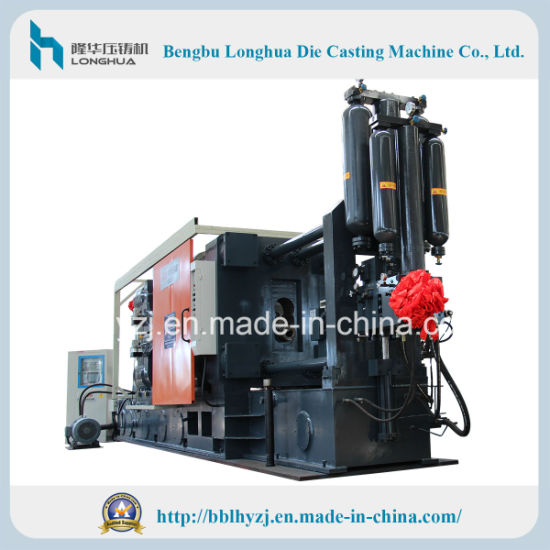 Lh-1000t Automatic High-Speed Vacum Casting Machine Brass Cold Chamber Die Casting Machine Price
