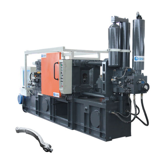 Lockset Die Casting Machine