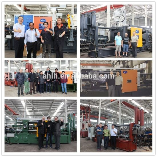 Lh- 500t New Metal Products Made by Injection Molding Machines High Speed Cold Chamber Die Casting Machine