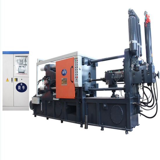 500t Magnesium Die Casting Machine for Magnesium Alloy Cover on Back of Notebook