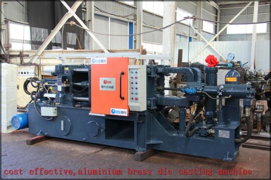160g Continous Energy-Saving Aluminum Die Casting Machine