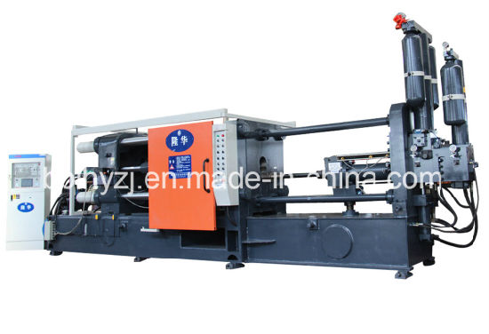 Lh- 550t High Efficiency Energy-Saving Brass Die Casting Machine Customized Brass Alloy
